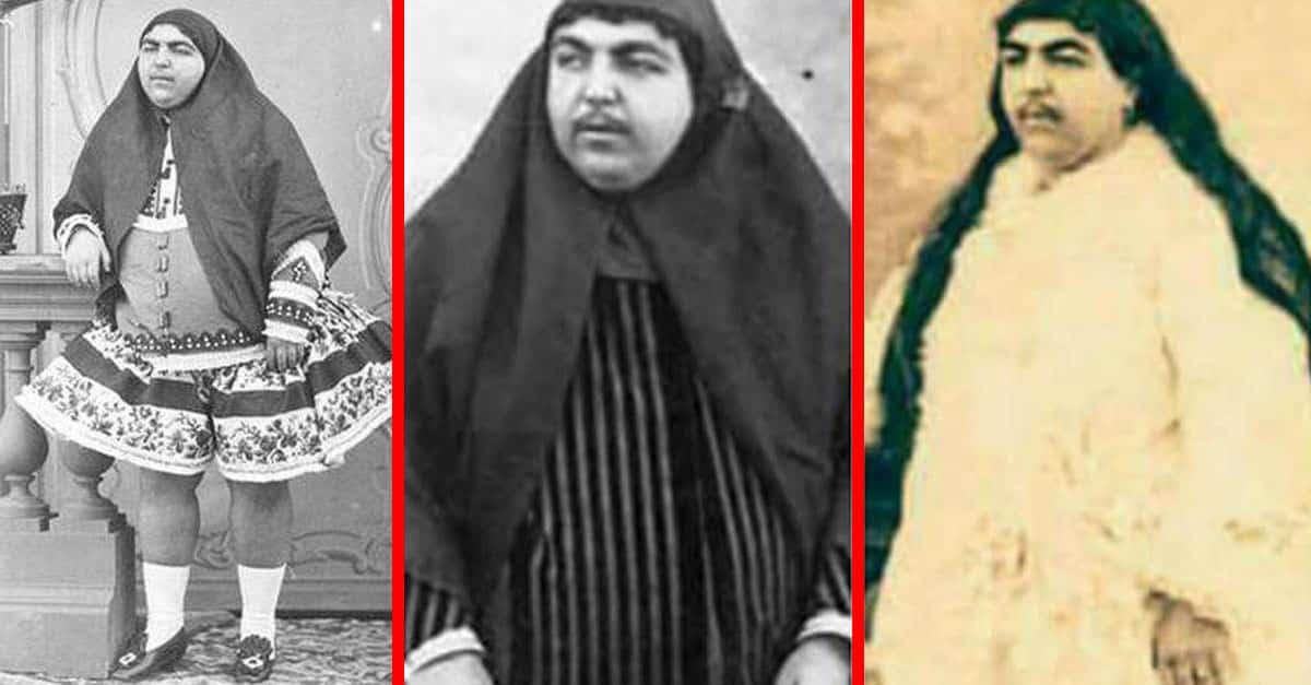 Что известно об иранской принцессе, из-за которой 13 мужчин совершили самоубийство: подлинная история и фото