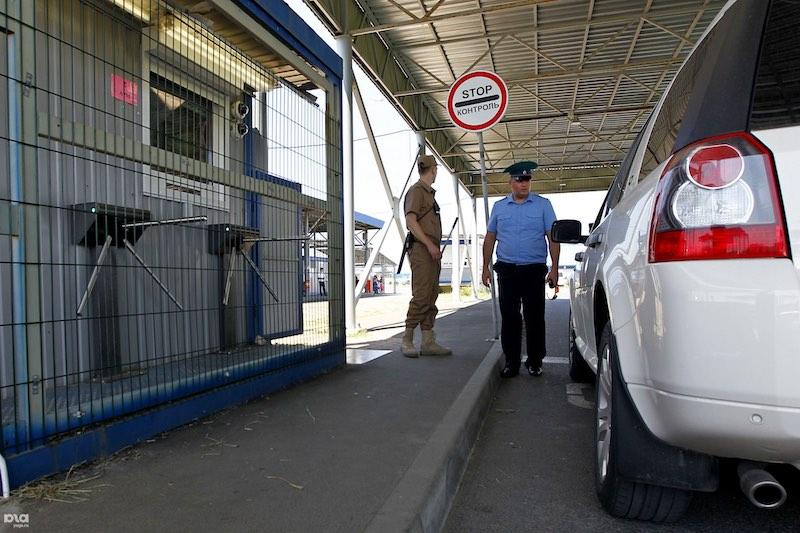 Требования к пересечению российской границы смягчило Правительство РФ