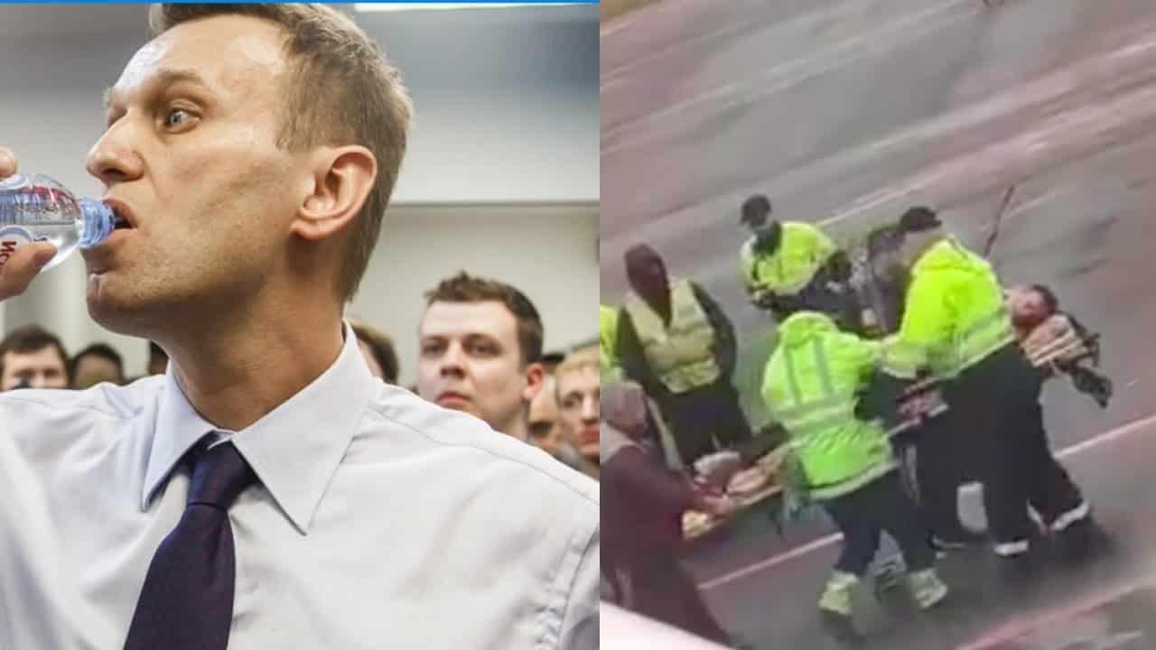 Скандал с отравлением Навального выгоден западу и США, считают эксперты