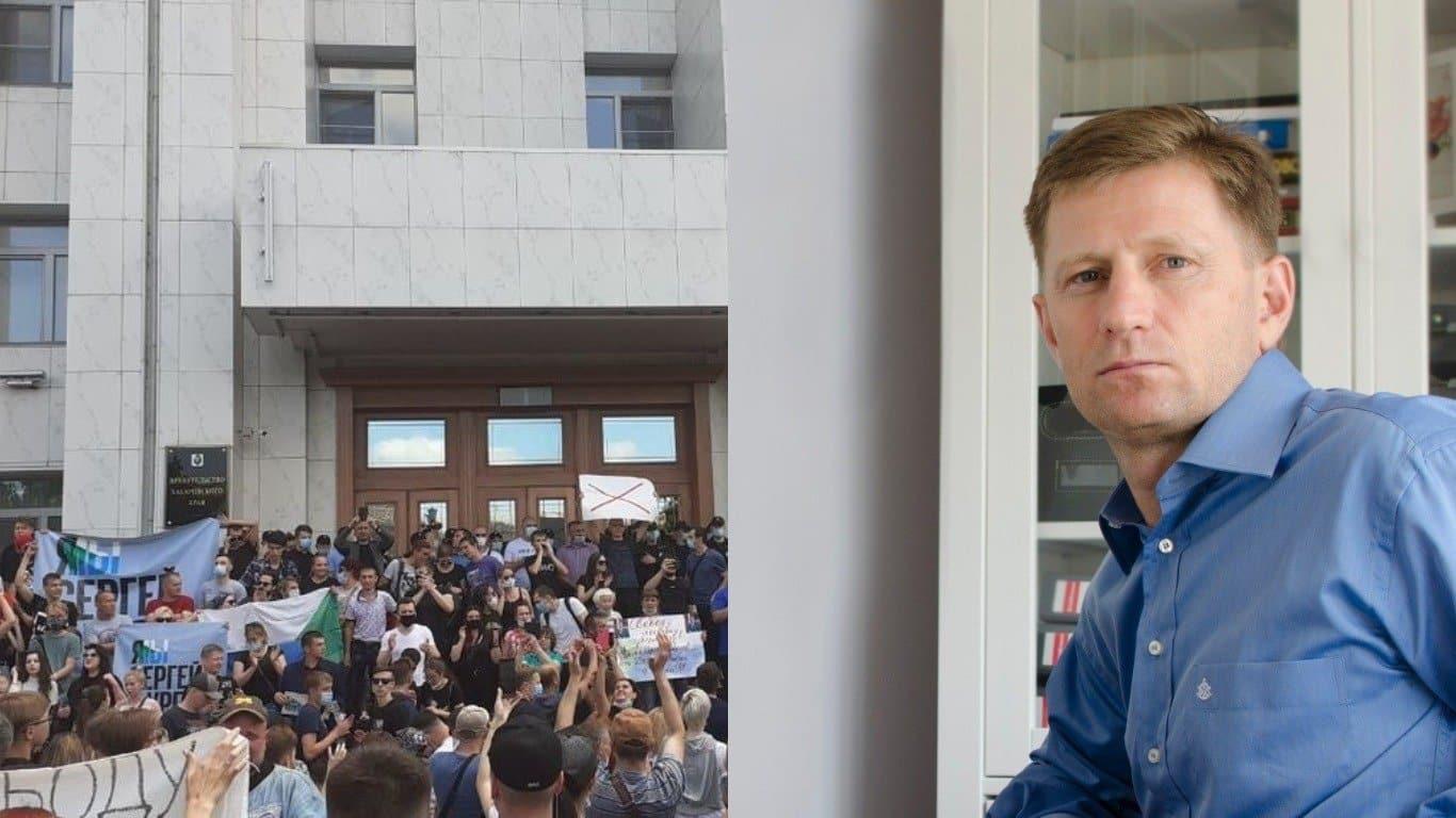 Интерес россиян к событиям вокруг дела Фургала пошёл на спад