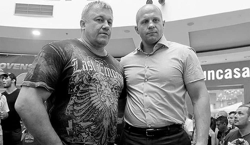 Печальные новости: на 56-ом году жизни скончался тренер Федора Емельяненко