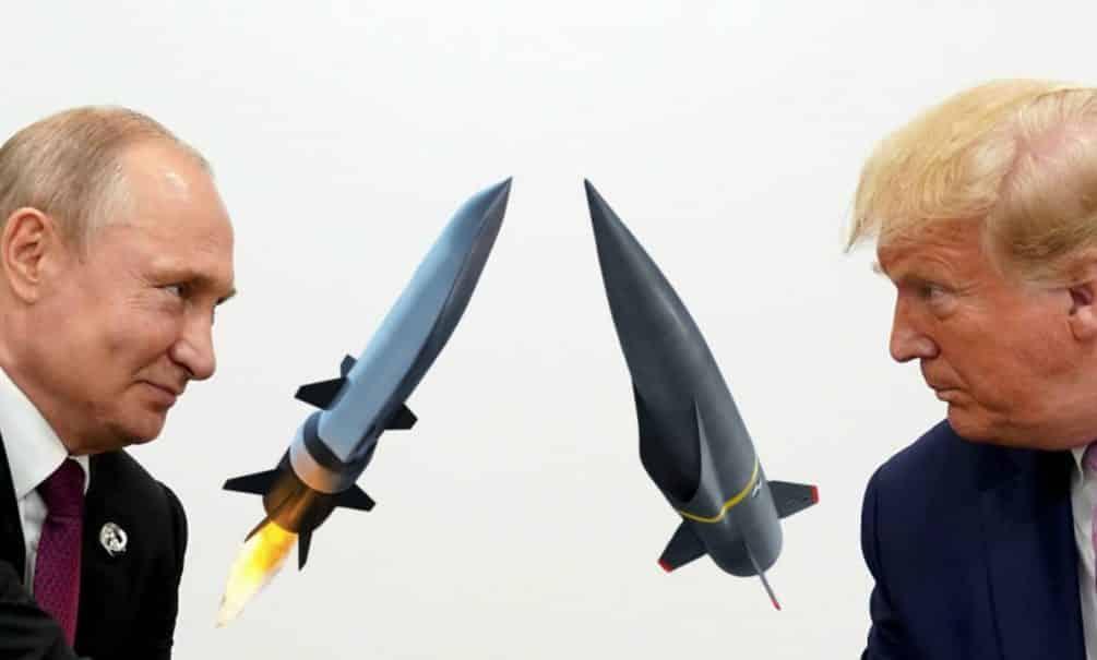 О создании нового гиперзвукового оружия рассказал Владимир Путин