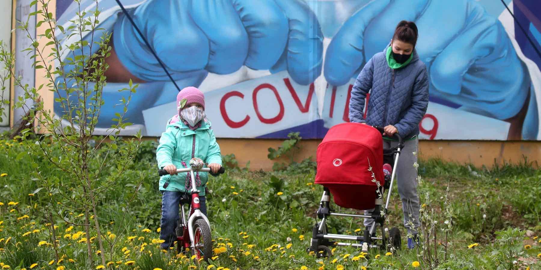 Россияне ждут поддержку семей с детьми от государства в октябре