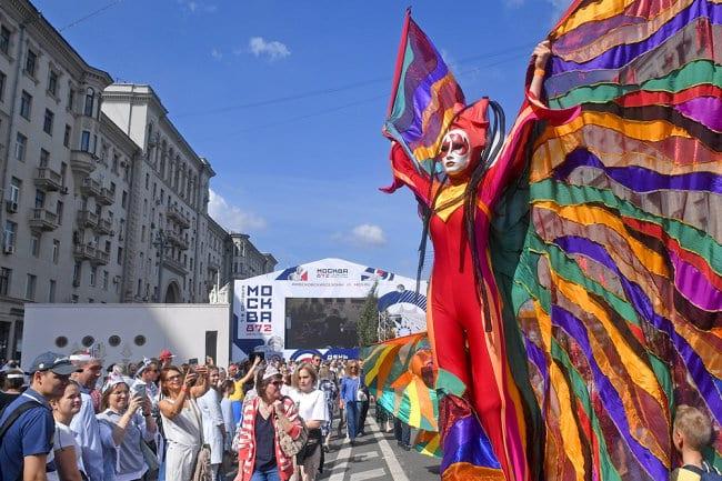 День города в Москве будет отмечаться с 5 по 6 сентября 2020