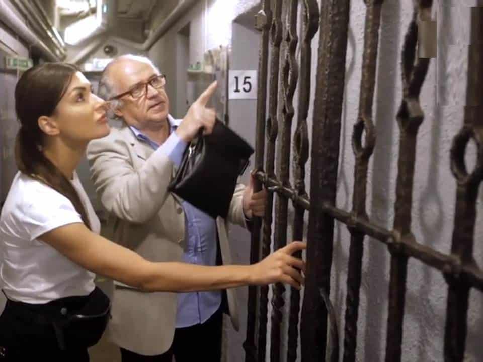 Следы Янтарной комнаты найдены в Калиниграде, считает историк