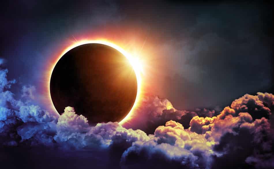 В конце ноября Земля вступит в очередной коридор затмений