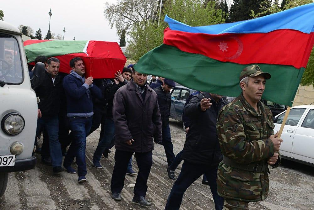 Реальные потери Армении и Азербайджана из-за боевых действий в Карабахе на сегодня