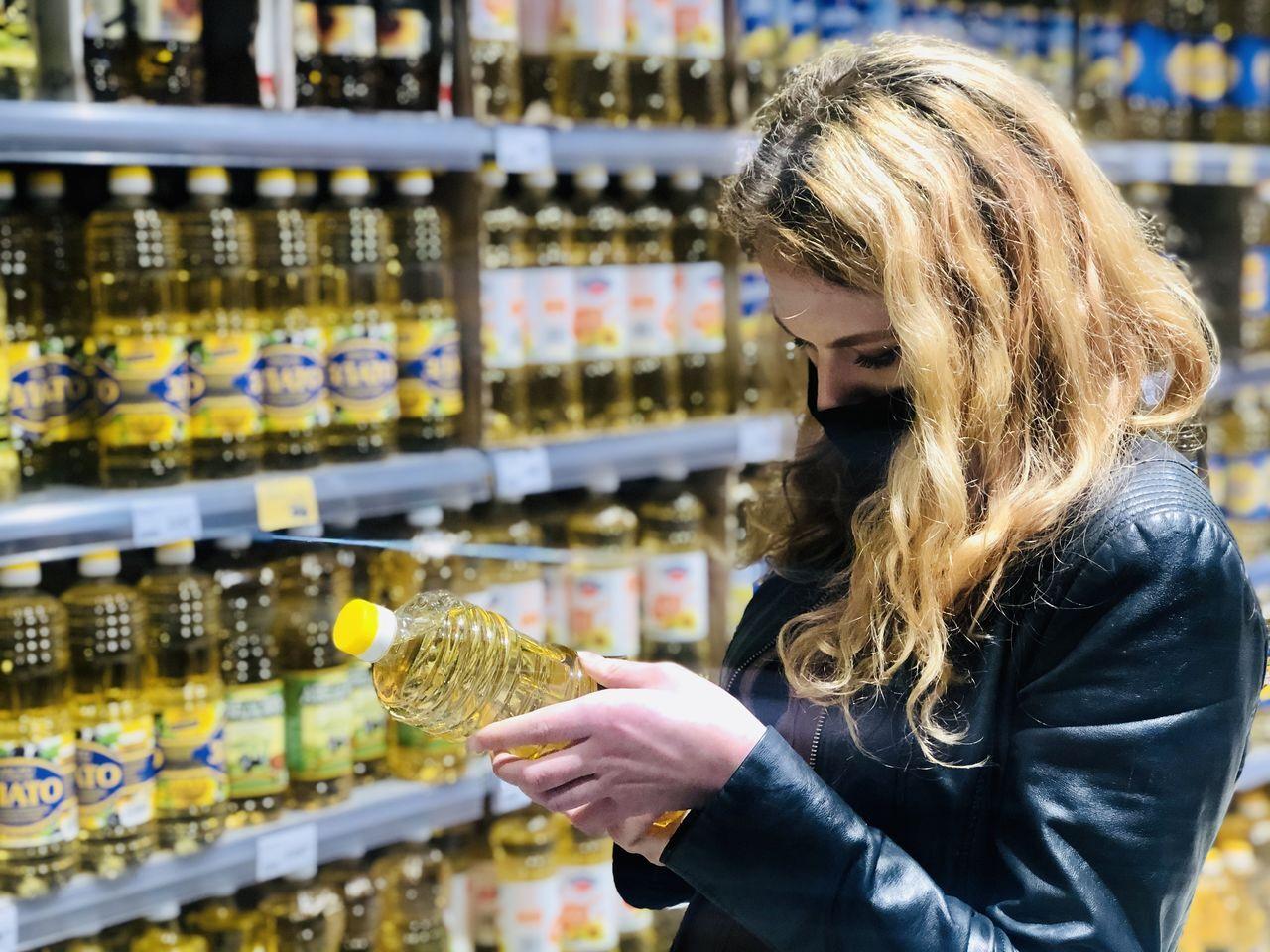 В России дорожает подсолнечное масло
