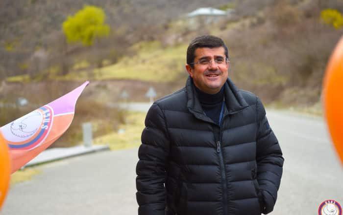 Биография главы Нагорного Карабаха Араика Арутюняна: от бизнесмена до президента