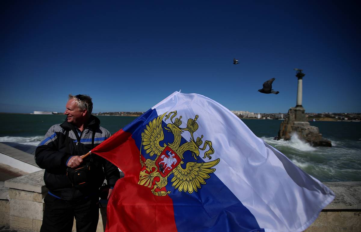 Условия возвращения Крыма Украине озвучил депутат Госсовета полуострова