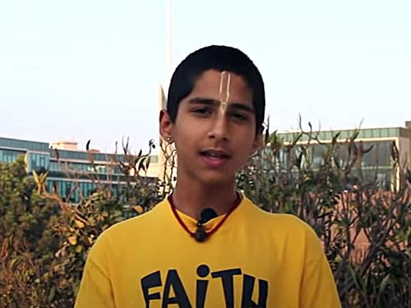 Индийский подросток-пророк предсказал что будет в 2021 году