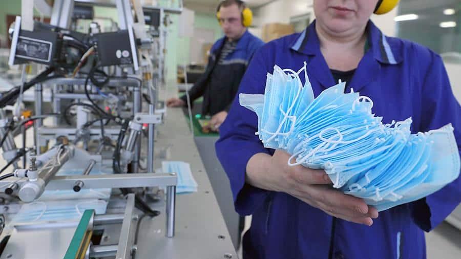Были названы наиболее востребованные россиянами категории товаров во время второй волны эпидемии коронавируса