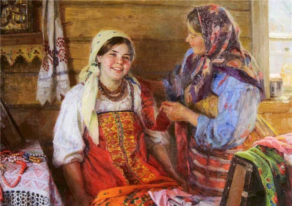 Причины презрительного отношения к старым девам на Руси