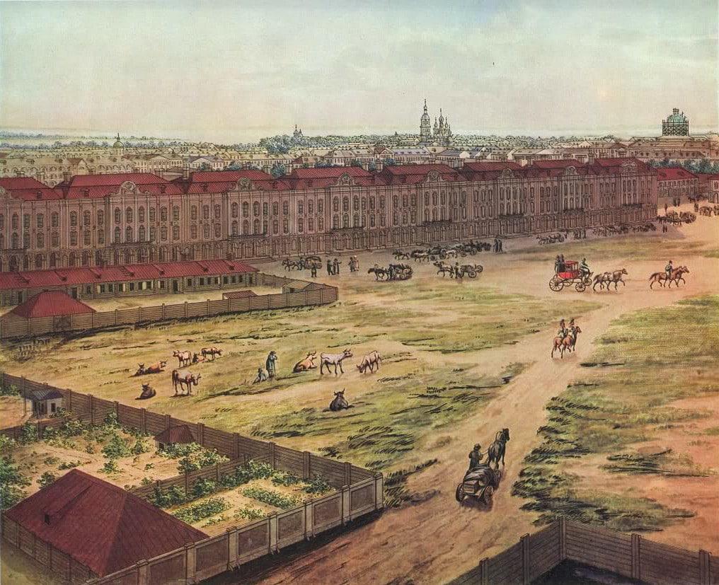 Как образовалась Российская империя