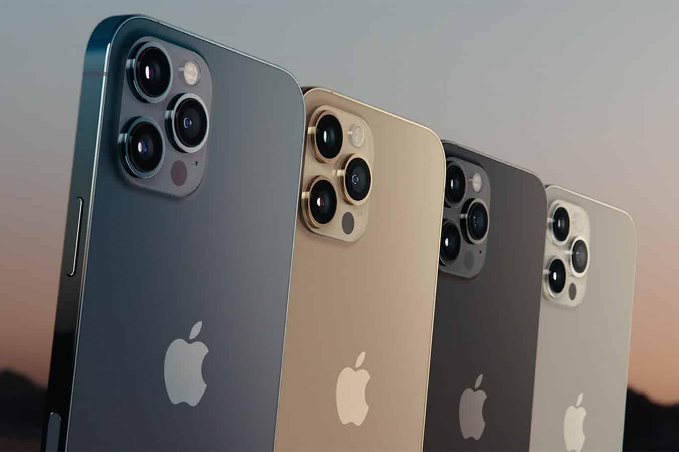 Компания Apple представила новый iPhone 12 ϲ 5G