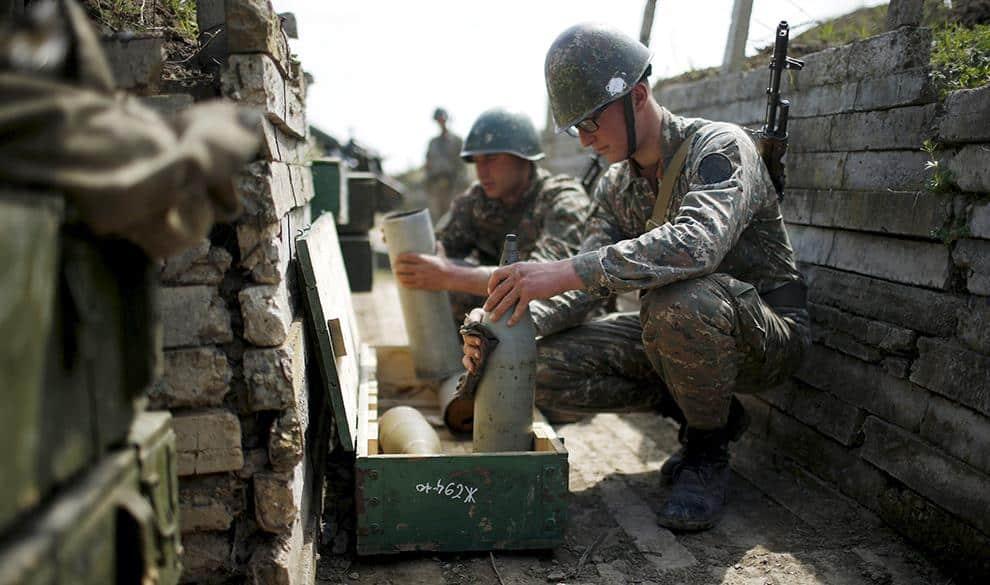 В ближайшее время в Нагорный Карабах могут направиться добровольцы из России и других стран