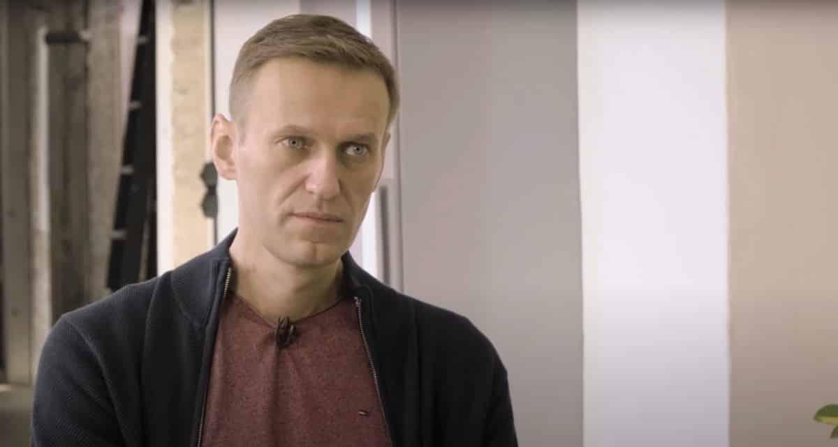 Большое интервью дал Навальный, рассказав об отравлении и состоянии здоровья
