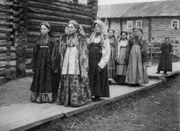 Многоженство на Руси: поразительные факты истории