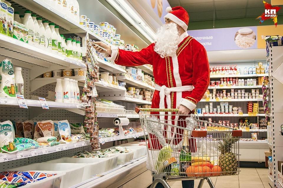 Подорожание продуктов питания прогнозируют эксперты к Новому году