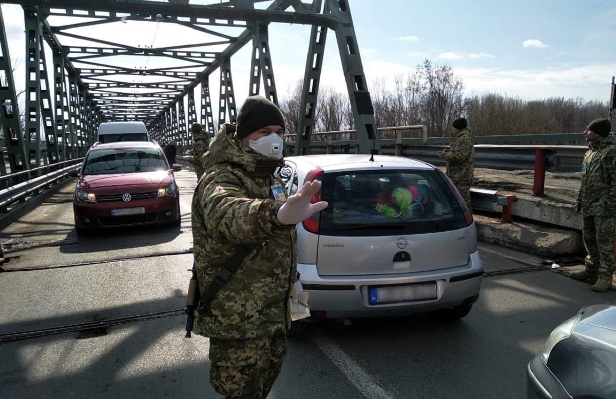 Границу с Украиной могут открыть при улучшении эпидемиологической обстановки