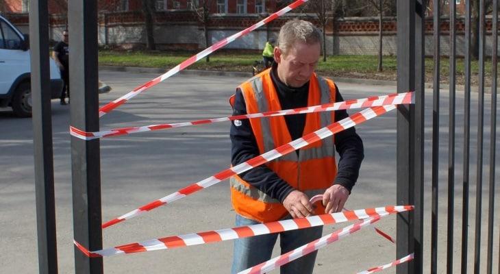 Пропускной режим в столице пока вводить не планируют, заявил Собянин