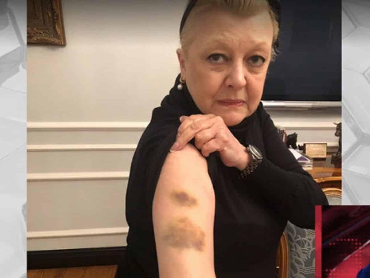 На актрису Дрожжину, которую обвиняют в мошенничестве с имуществом Баталова напали неизвестные