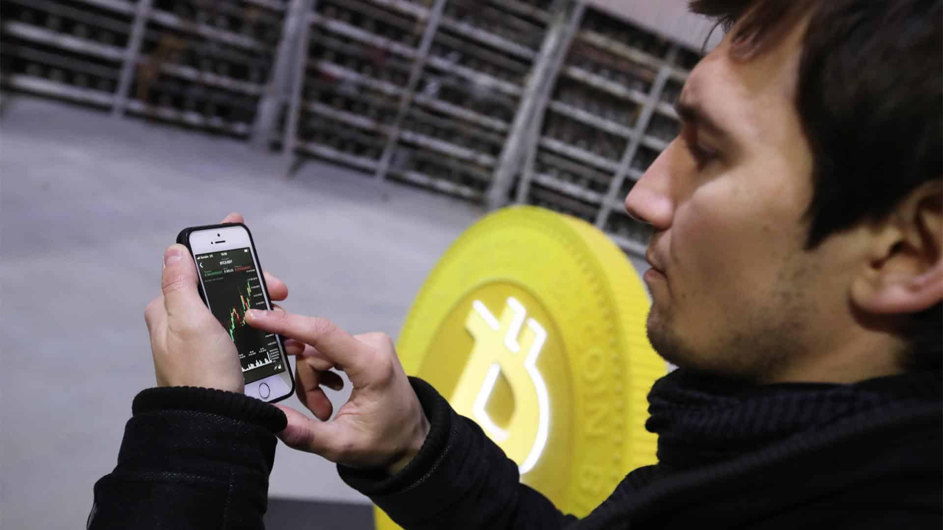 Интерес россиян к криптовалютам упал во время пандемии