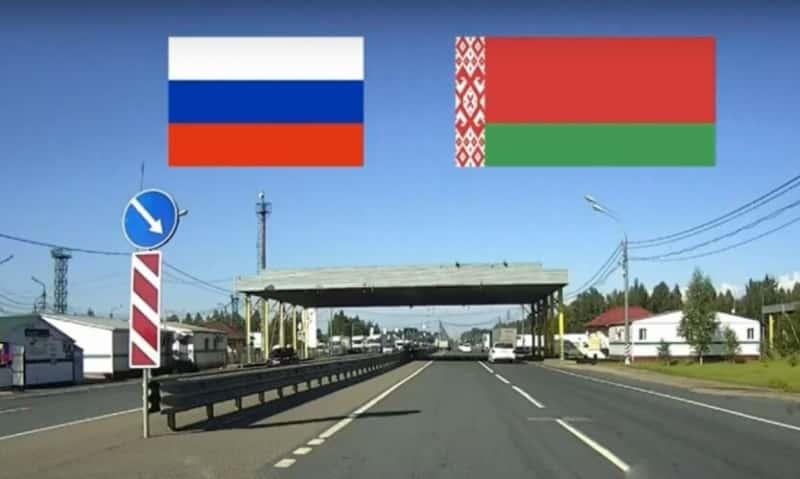 Возможность открытия границ России и Белоруссии обсудили президенты двух стран