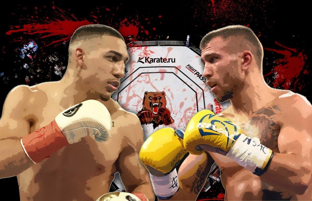 В октябре 2020 года в США состоится бой Василия Ломаченко и Теофимо Лопеса