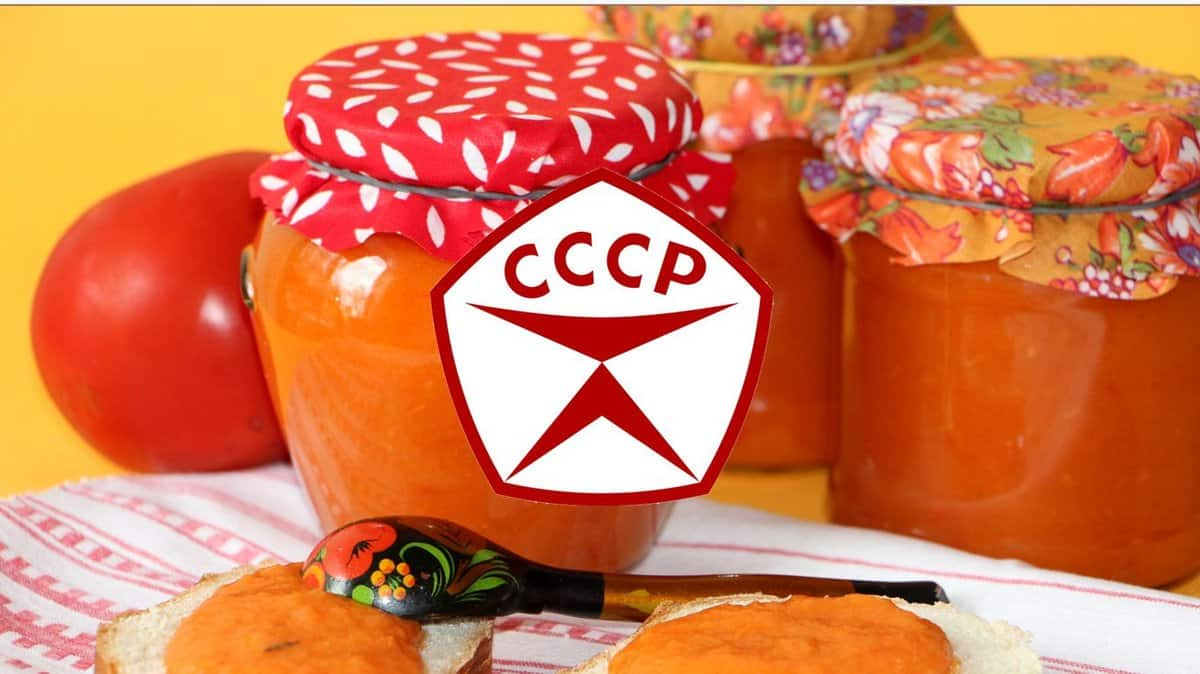 Вкуснейший рецепт из СССР: кабачковая икра на зиму по ГОСТу