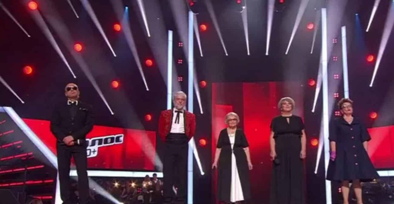 Состоялся финал шоу «Голос 60+»: определены победители 2020 года