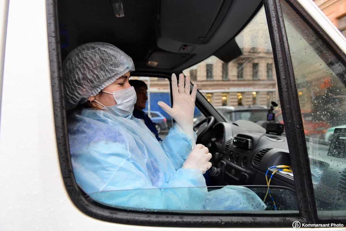 Новые ограничительные меры введены в Подмосковье с 21 октября