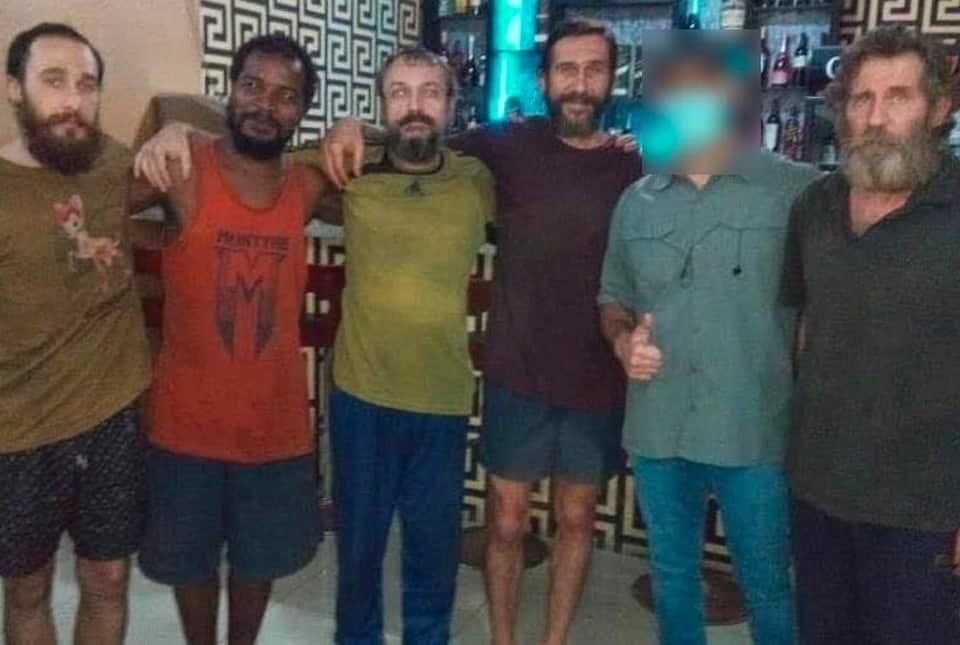 Выкуп за захваченных нигерийскими пиратами моряков, заплатил Олег Дерипаска