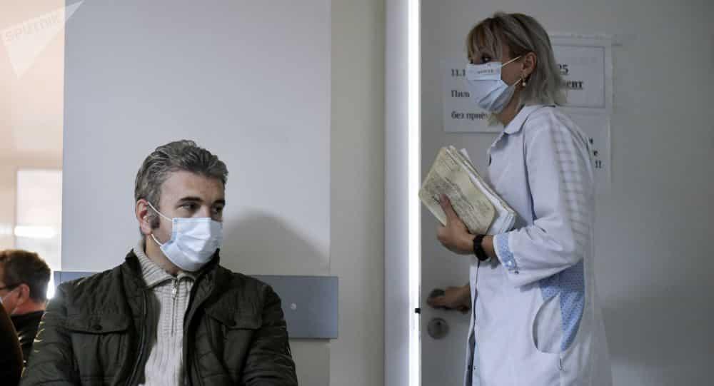 Когда наступит спад заболеваемости коронавирусом в России рассказал эксперт
