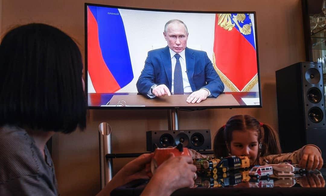 Россияне ждут обращения Путина по ситуации с коронавирусом в России