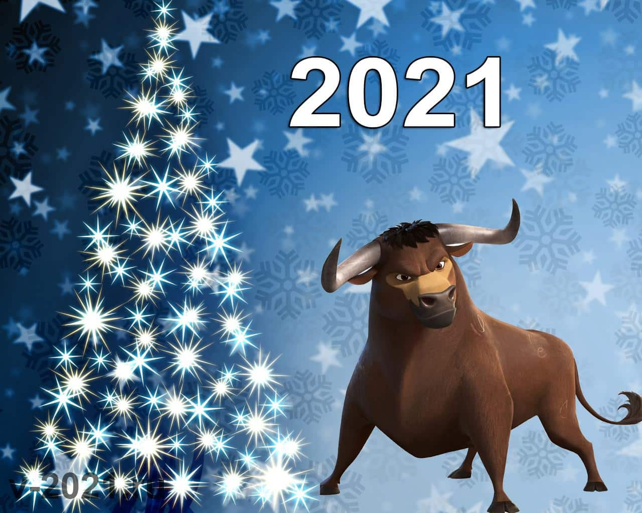 Символом 2021 года станет Металлический Бык
