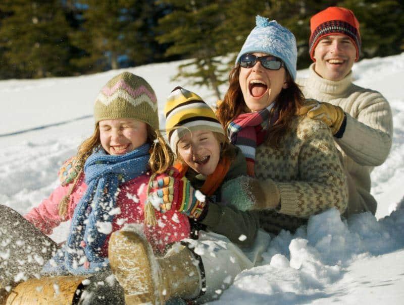 Школьные зимние каникулы в 2021 году пройдут согласно учебного графика