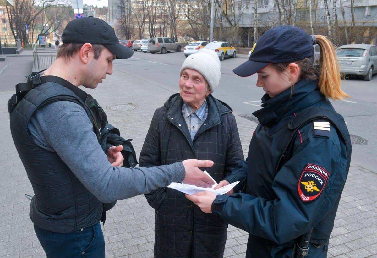 Более миллиона россиян уже оштрафовали за нарушение мер по коронавирусу