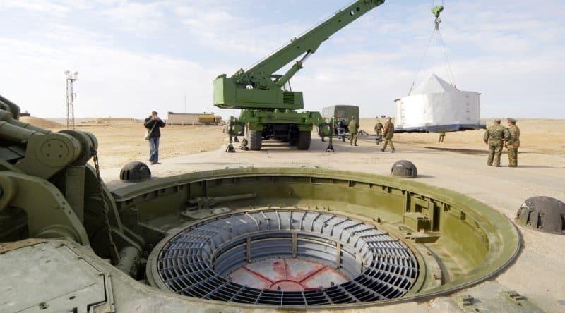 Новый пункт управления ядерным оружием заработал в России