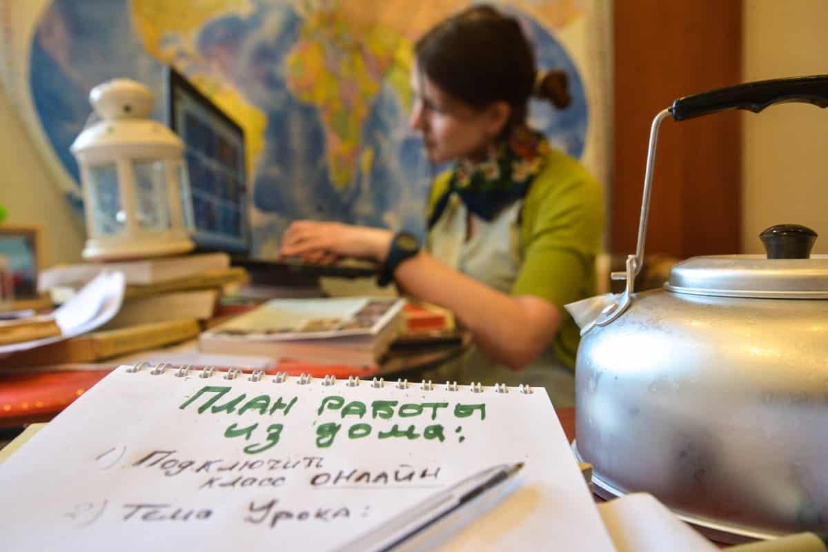 В России принят закон о дистанционной работе