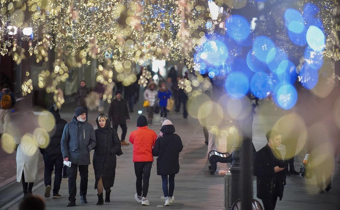 В Москве отменили все новогодние гуляния