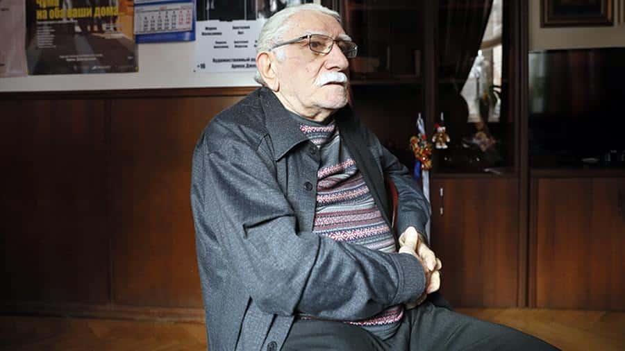 Армен Джигарханян умер на 86-м году жизни