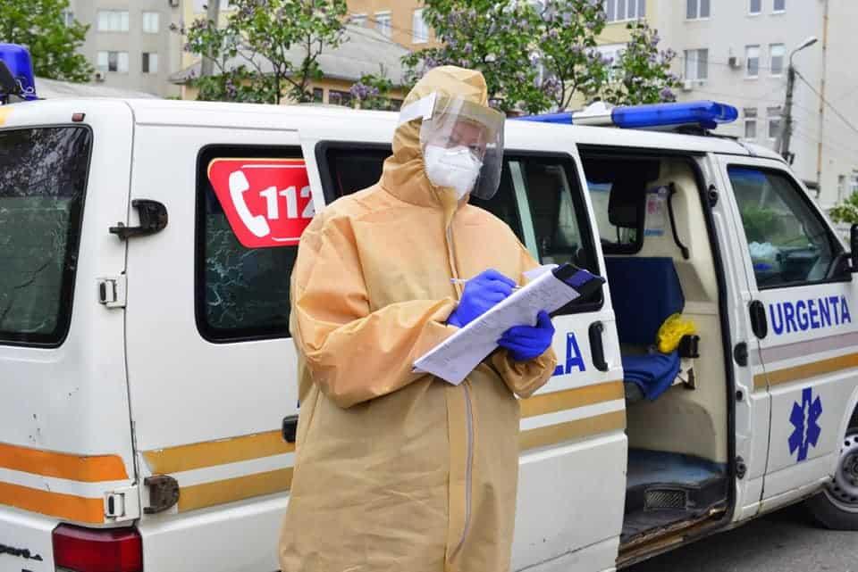 В Молдавии ввели чрезвычайное положение на фоне активного распространения коронавируса