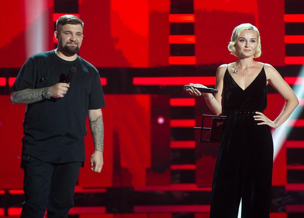 """Причины конфликта Басты и Гагариной на съемках шоу """"Голос"""", прокомментировал сам рэп-музыкант"""