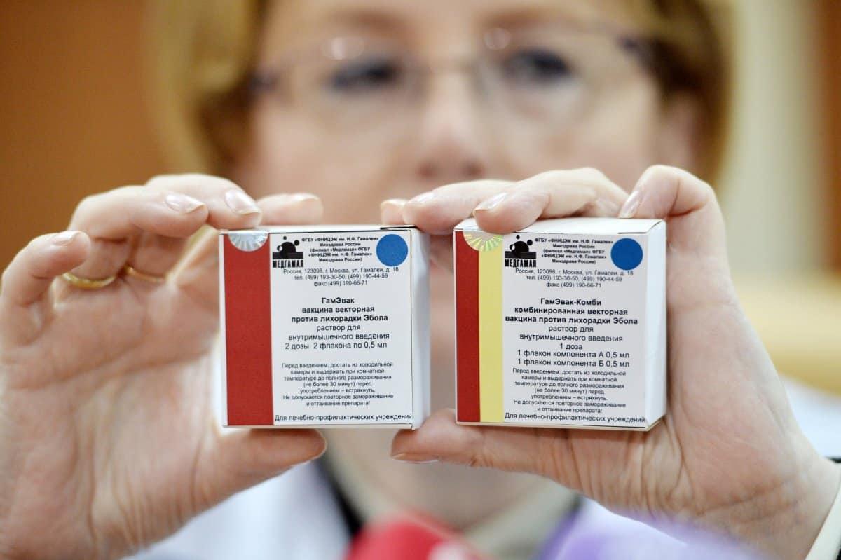 Кремль анонсировал на декабрь 2020 года начало массовой вакцинации россиян от COVID-19