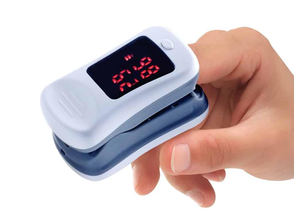 Лайфхак: как проверить уровень кислорода в крови в домашних условиях
