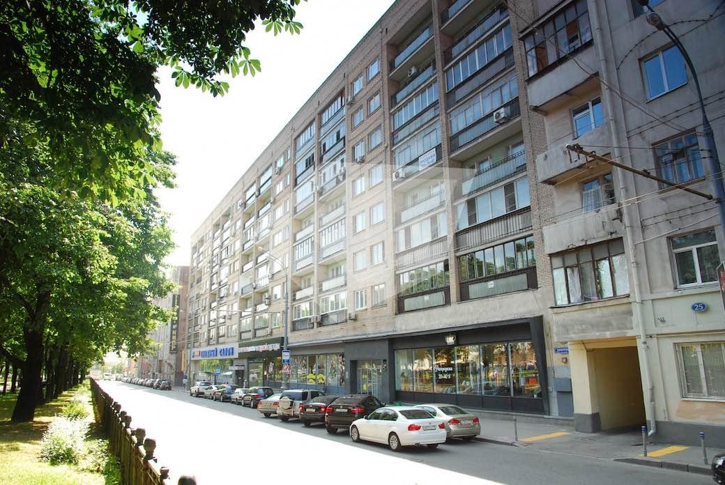Журналисты обнаружили у Ефремова дорогую квартиру на Никитском бульваре