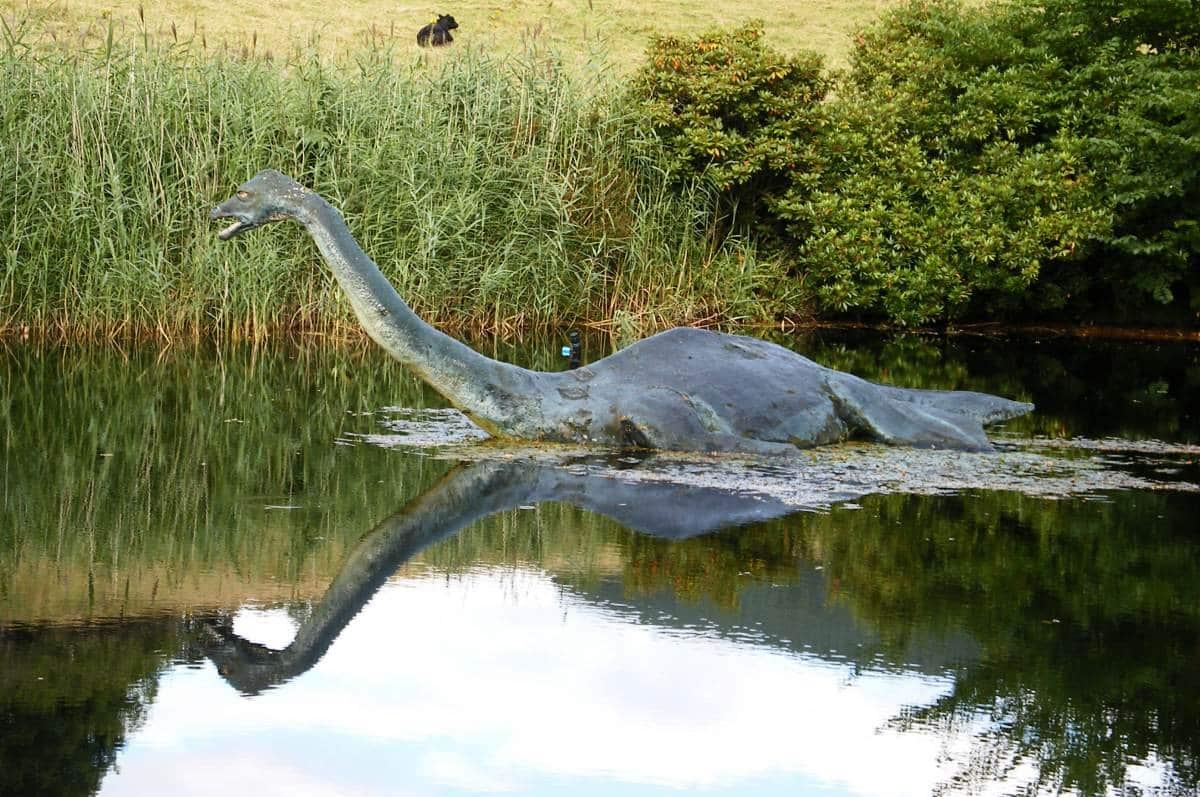 «Чудовище» поймали ученые в Лох-несском озере