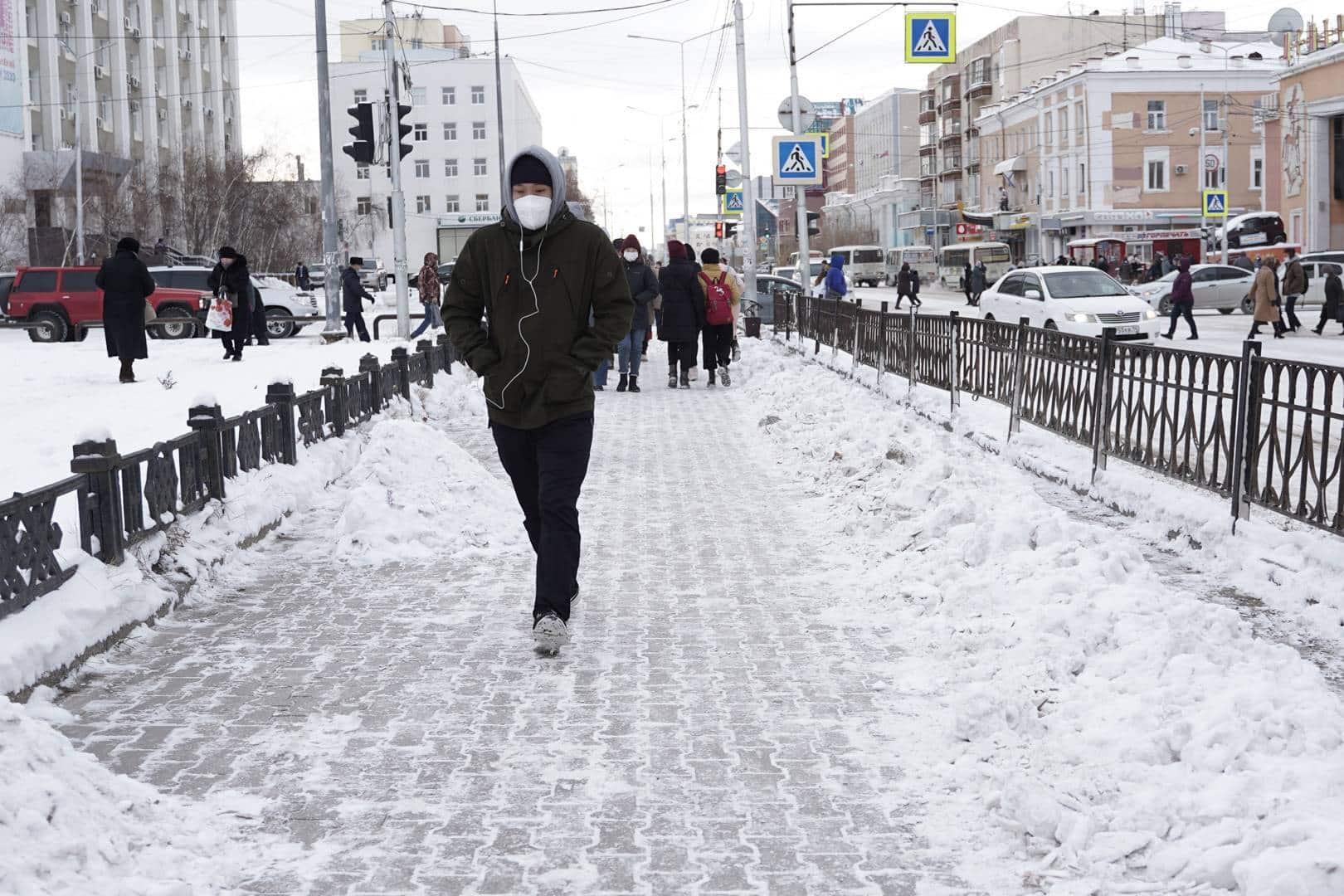 Песков оценил возможный локдаун в декабре в России