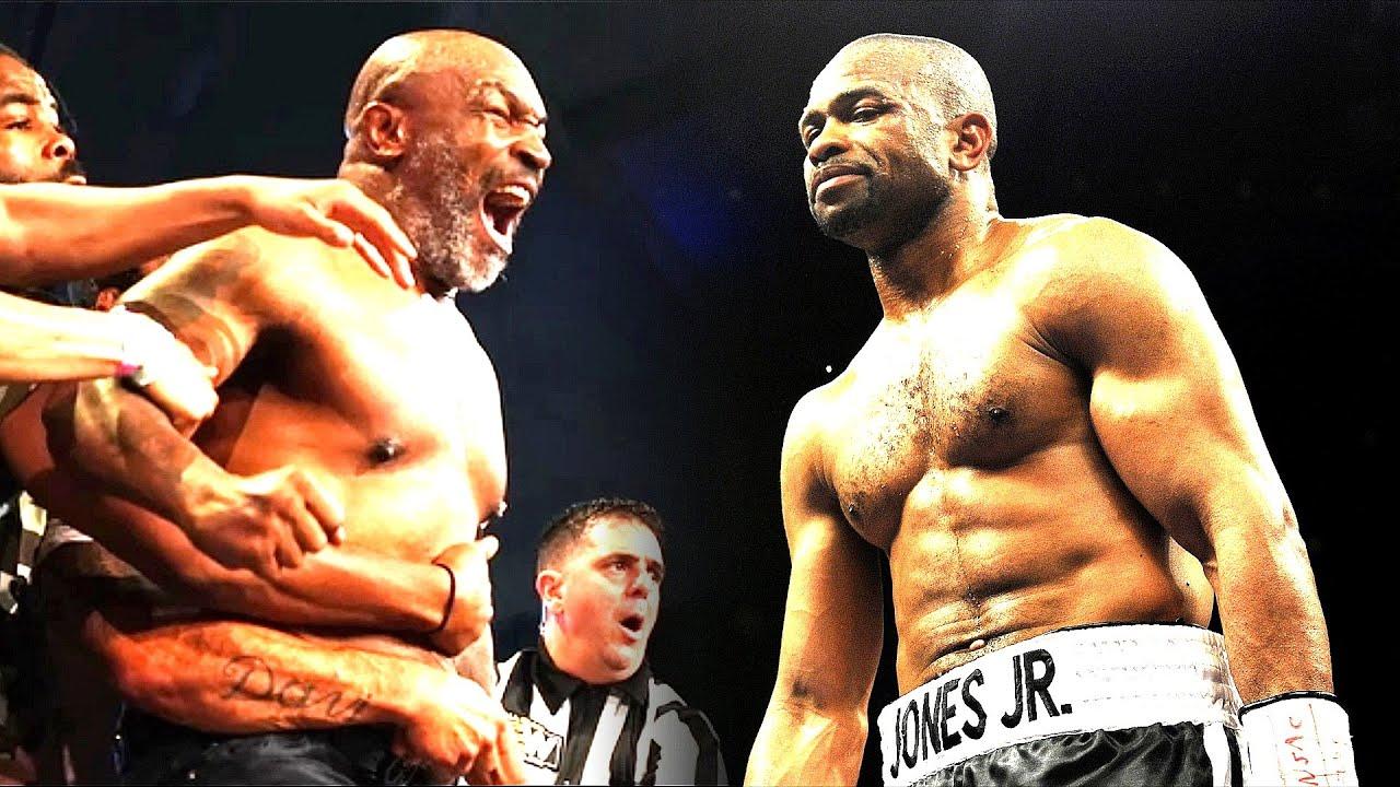 Фаворита боя между Майком Тайсоном и Роем Джонсом назвали спортивные эксперты